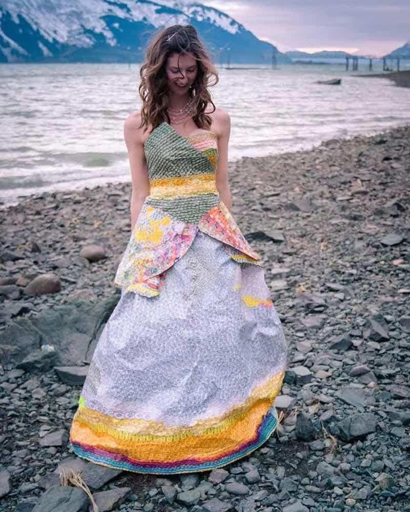 Genny Rietze, june Dresses participant in Alaska