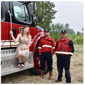 Cadense Mutch June Dresses First Responders